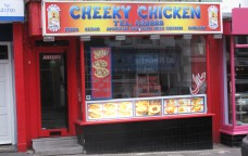 Cheeky Chicken