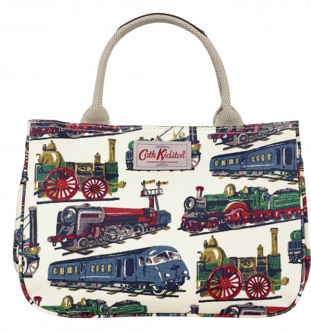 Trains Mini Tote £38.00
