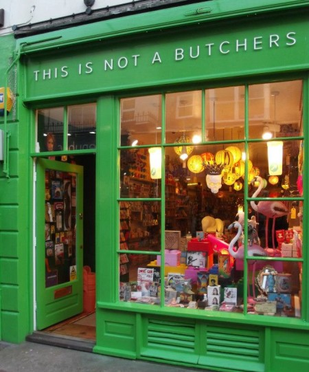 Image result for this is not a butchers brighton