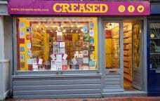 15% off for BID Traders at Creased Cards