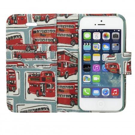 New season preview from cath kidston brilliant brighton mini london buses iphone 5 case with card holder 25 colourmoves