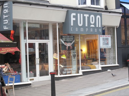 The Futon Company Brilliant Brighton