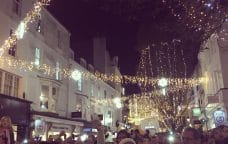 Just over a week to go 'till the Brighton Xmas lights switch-on!