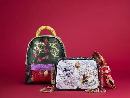 Take a first look at Kurt Geiger s stunning new handbag collection – the  Eagle!