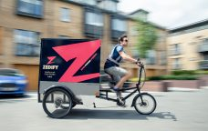 Eco-friendly deliveries in Brighton with Zedify