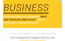 Problems filling your vacancies? Need help finding the right person? Want to reduce your recruitment costs?