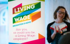 Sign Up free For the local Living Wage